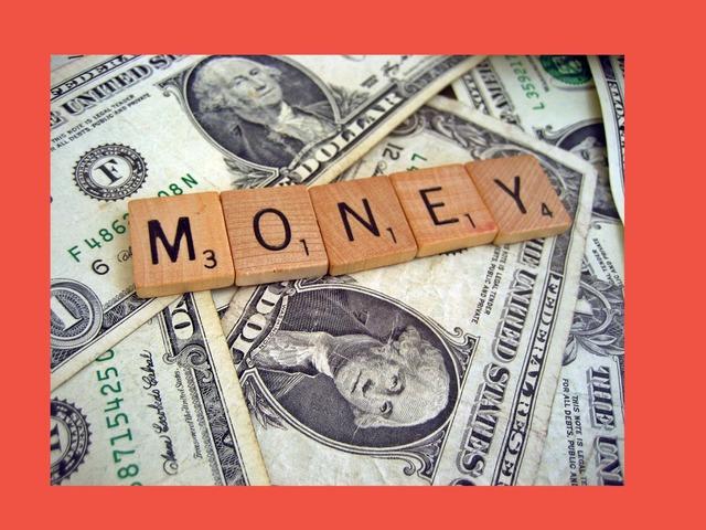 Money #1 by Carol Smith