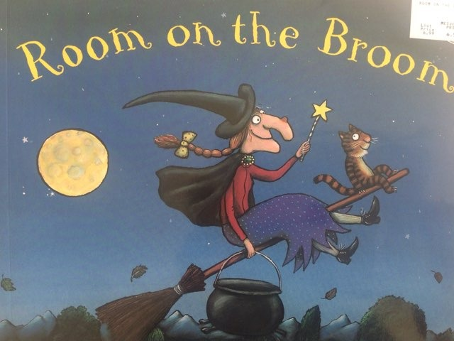 Room On The Broom by Lori Board