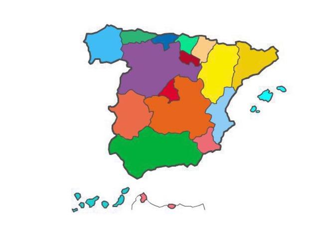 Comunidades Autonomas by Alberto Llanos Del toro