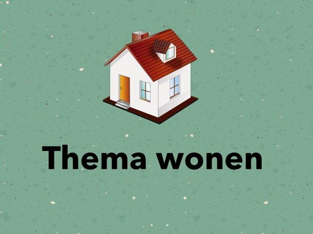 Thema Wonen by Glenys de Leijer