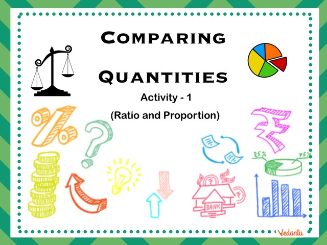 G7 Comparing Quantities 1 by Manish Kumar