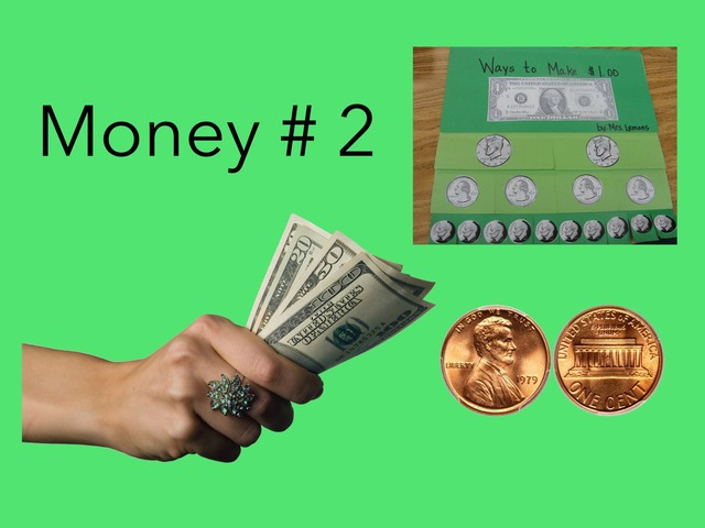 Money #2 by Carol Smith