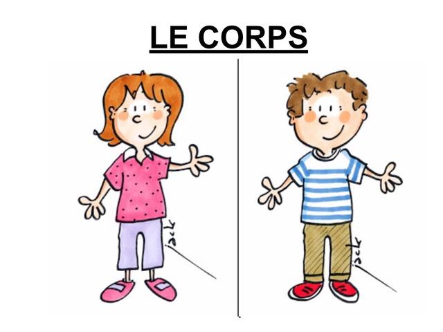 Le Corps by Valerie Escalpade