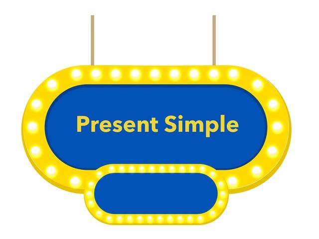 Present simple  by Lama Ali