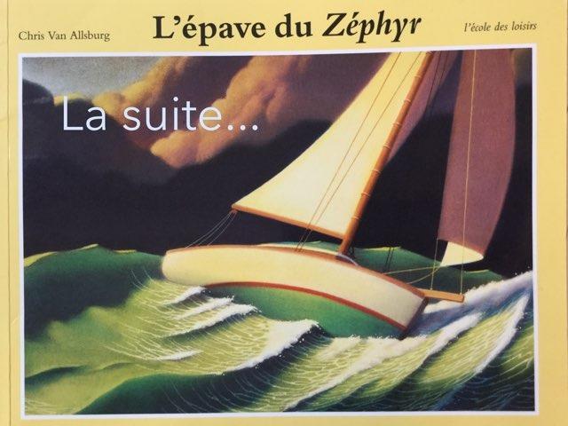 La Suite Du Zéphyr  by Cédric Houbrechts
