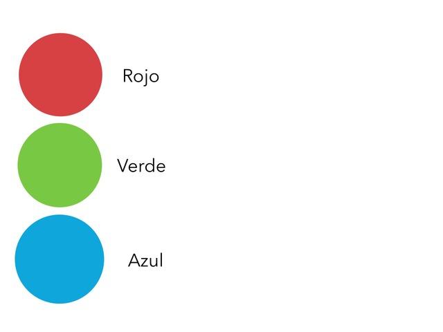 Que Colores? by Esperanza Meli