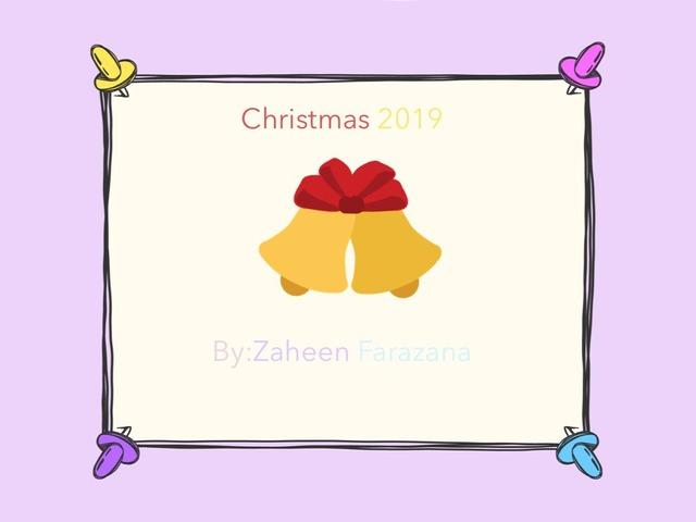 Christmas 2019 by Idah Rahman