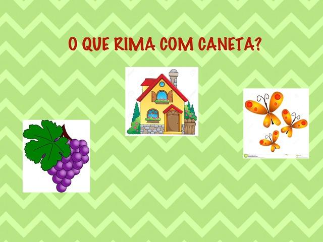 RIMA AQUI, RIMA ALI by Taís Rocha Lino