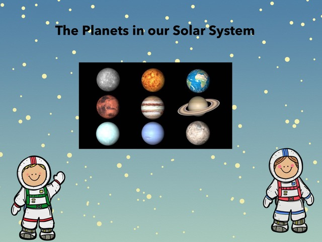 The Planets Of Our Solar System by Dianeen Owings