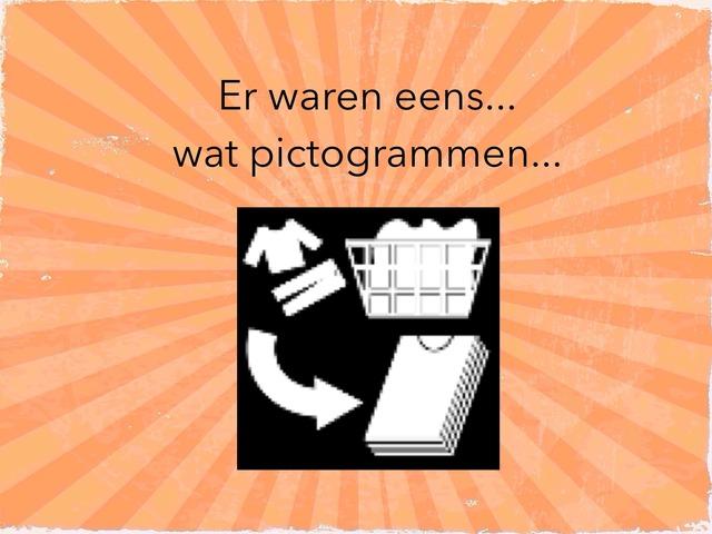 Pictogrammen Huishoudelijke Taken by Tientje Putzeys