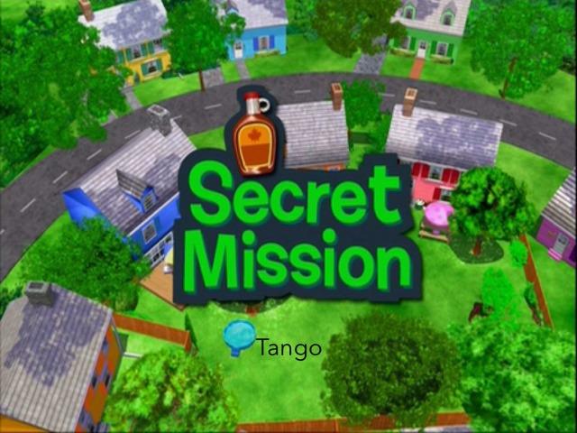Backyardigans:Secret Mission by Ashley McClure