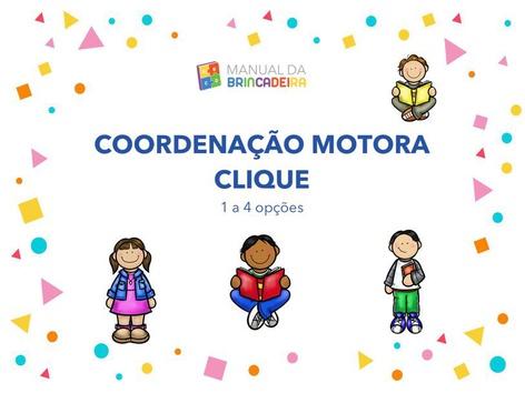 Clique nas Crianças - Manual da Brincadeira by Manual Da Brincadeira Miryam Pelosi