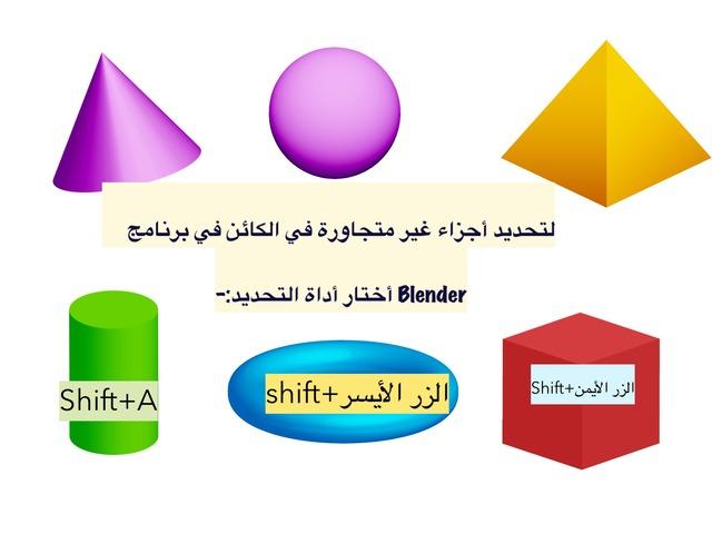 Blender by Amna Rashid