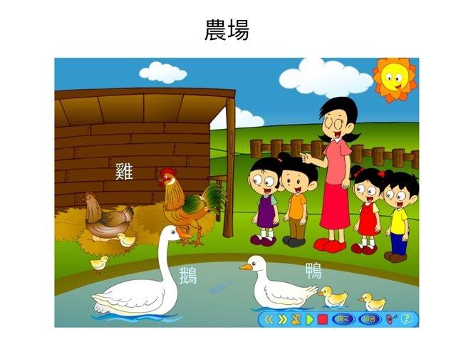 雞鴨鵝 by Student Hongchi