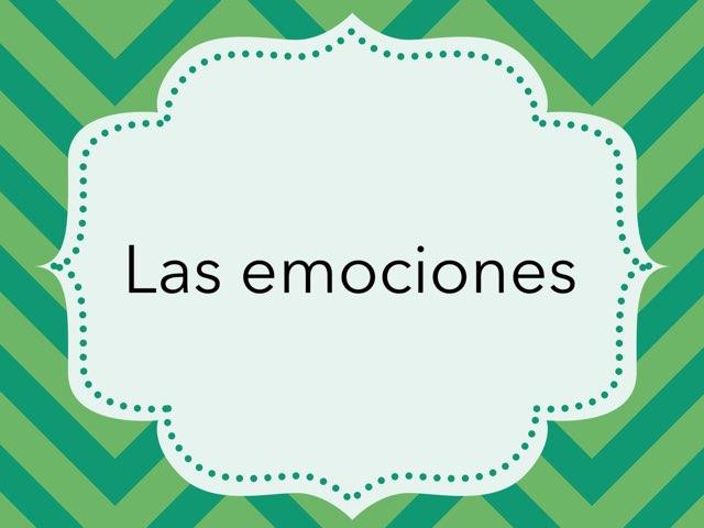 Las Emociones 2 by Naomi Nye