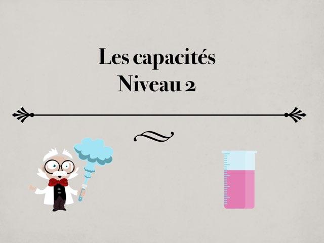 Les Capacités 2 by Océane FV