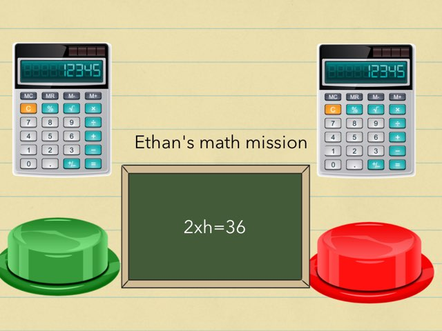 Ethan's Math Mission by Cindy Martin
