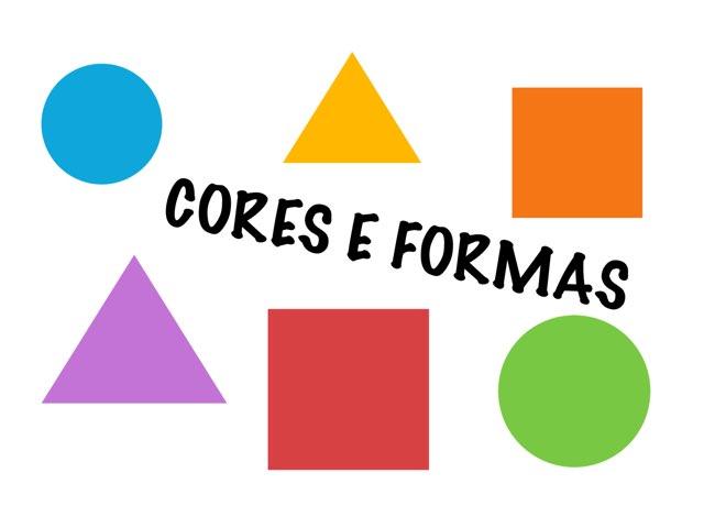 Cores e Formas by Maria LJ