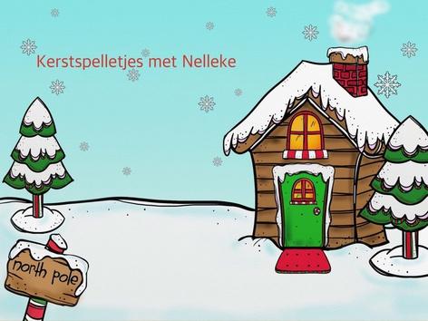 Kerstspelletjes met Nelleke by Nelleke Lürsen