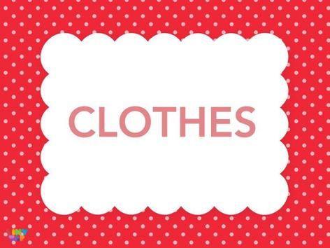 Infantil IV - Clothes by Thais Baumgartner