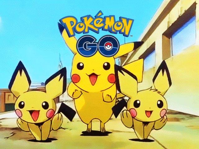 Pokemon GO! by Yogev Shelly