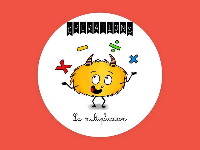 La multiplication by Madison Tsnr