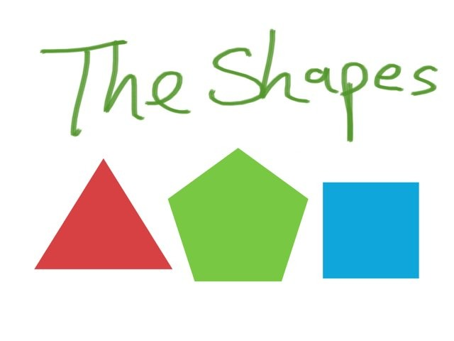 The Shapes by Rob Bentley