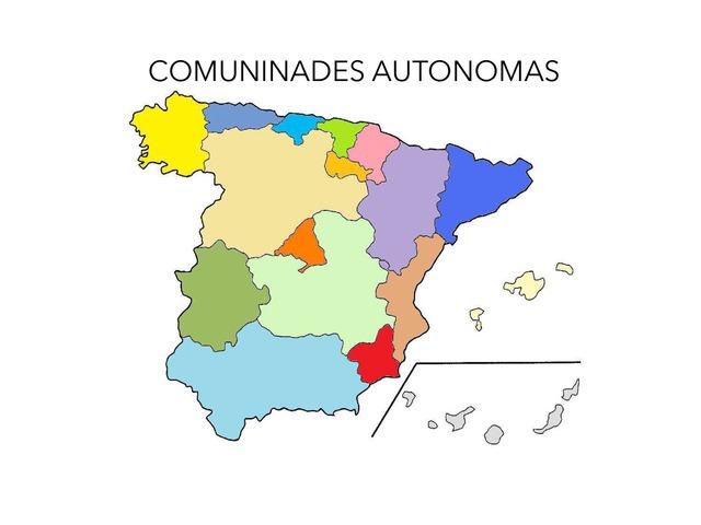 Mapa De España by Pablo Illescas Navarro