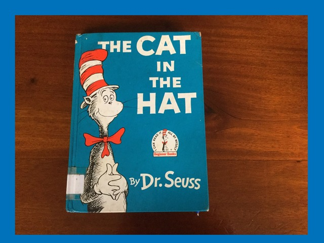 The Cat in the Hat, Part 2 by Kathy Petersen