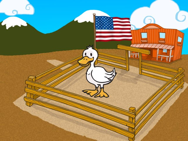 Duck! by Khoua Vang