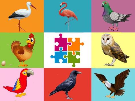The Birds Puzzle  by Liat Bitton-Paz