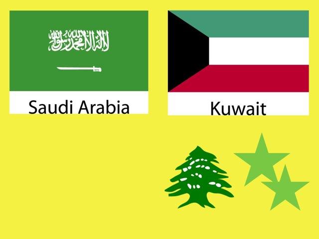 Grade 4 / unit 13 flags by Abeer Dukmaq