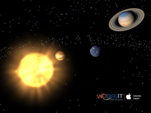 לומדים על מערכת השמש by Arik Born