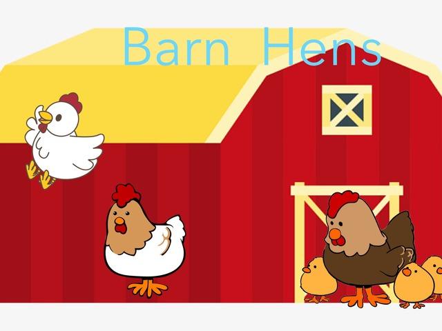 Barn Hens IWT NB by Craig Miller