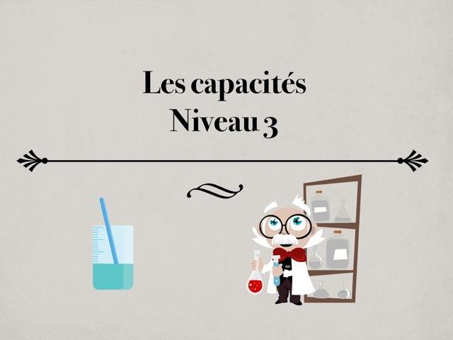 Les Capacités 3  by Océane FV