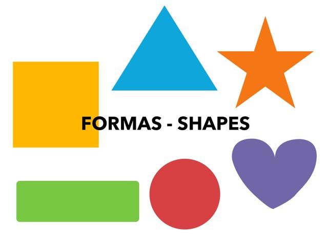 Formas - Shapes by Lora Lisa Pena-Villalobos