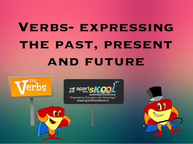 Verbs by TinyTap creator