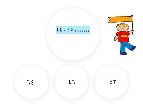 ترتيب الأعداد  by Hesah