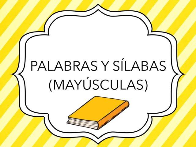 Palabras Y Sílabas by Mayte Jerez