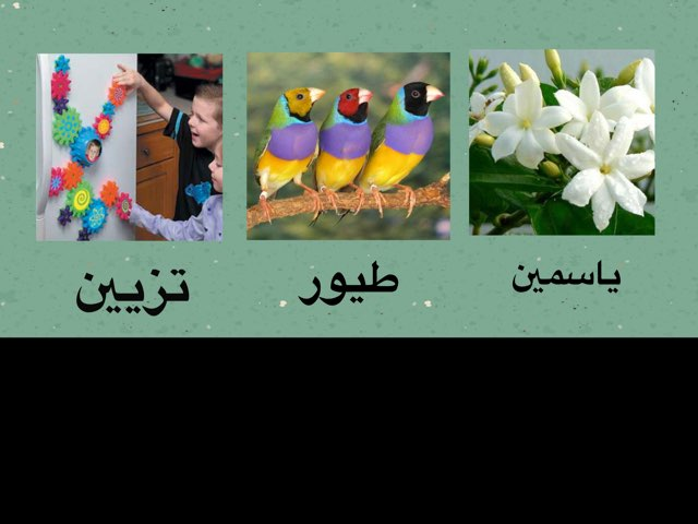 حرف الياء مع حروف المد by Reta Saad