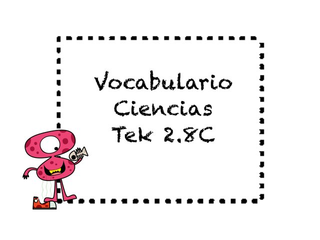 Ciclo Del Agua Vocabulario by Laura van der Hoeven