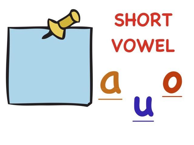 Short Vowel by Gundala Petir