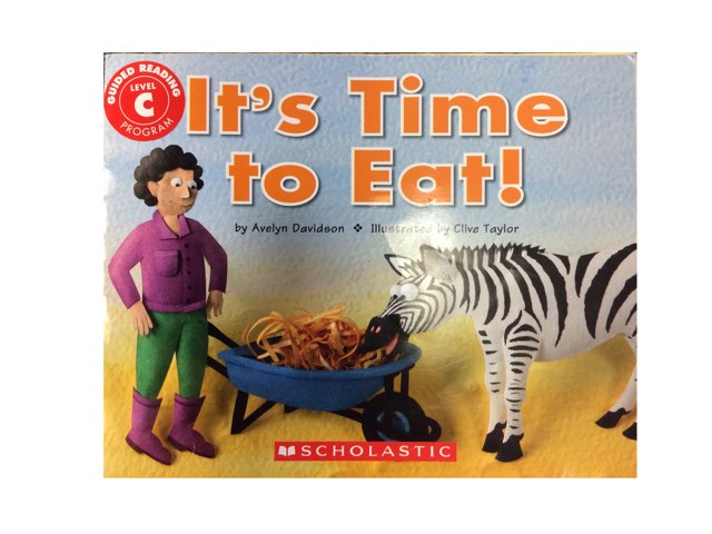 It's Time To Eat by iat hcpss