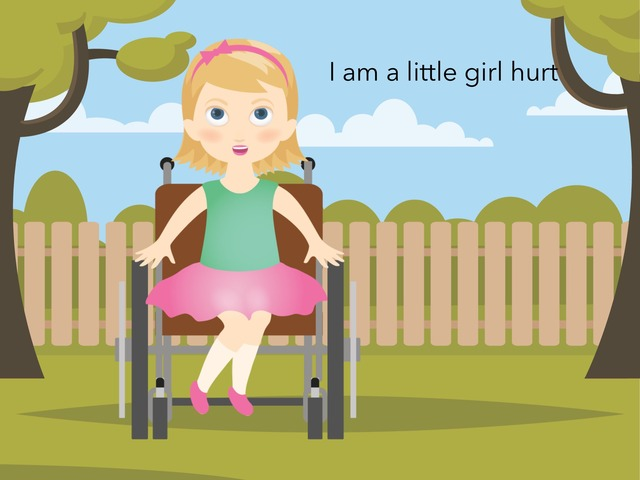 A Little Girl Hurt by Tiffany Lorraine Chan