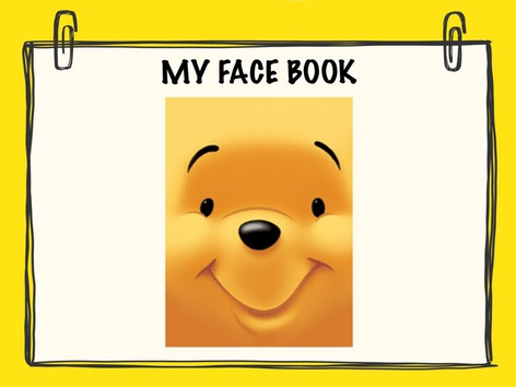 My Face Book by Teresa Grimes
