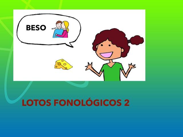 Lotos Fonológicos 2 by Francisca Sánchez Martínez