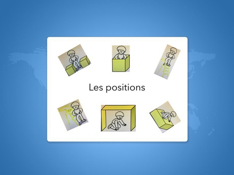 Les Positions  by Vv Vlto