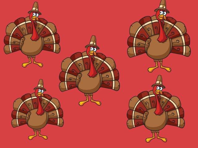5 Little Turkeys by Dina duffy