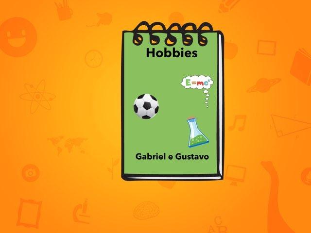 Gustavo E Gabriel  by Rede Caminho do Saber
