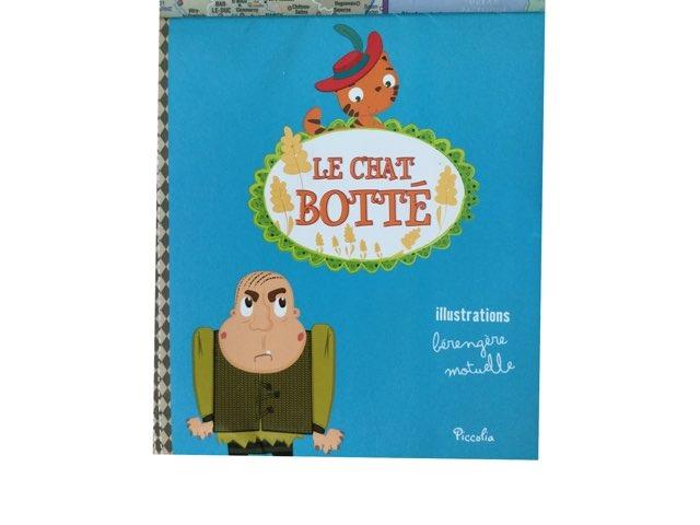 Le Chat botté by Geoffroy Rousseau